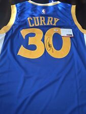 a9cd5dbcc26 Stephen Curry Signed Autographed Golden State Warriors Jersey! PSA COA!