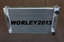 Aluminum radiator for VW CORRADO SCIROCCO JETTA GOLF GTI MK2 1.8 16V 1986-1992