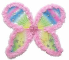 Fairy Wings- Fluffy Star Design- Adults or Kids, Butterfly Wings, FREE DEL,