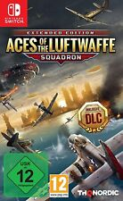 Aces of the Luftwaffe - Squadron Edition (Nintendo Switch, 2017) Brand New