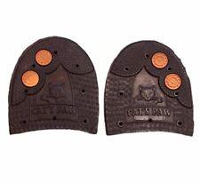 Vtg Nos Cats Paw Rubber Heels Men's Size 10-11 Shoe Repair Cobbler