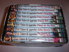 Shelly Duvall  - Tall Tales and Legends (Boxed set of 9)  (DVD)