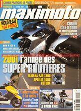MAXIMOTO   1 BMW R1150 SUZUKI 1000 GSX-R YAMAHA FJR 1300 TRIUMPH 800 Bonneville