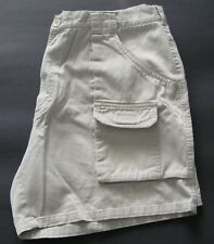 MENS PRIVATE MEMBER CARGO SHORTS SIZE 38
