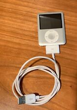 Apple iPod Nano (3rd Generation) 4Gb *Silver* Original Owner