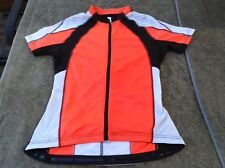 CRANE PERFORMANCE Women's M cycling jersey shirt top vest bike bicycle tour
