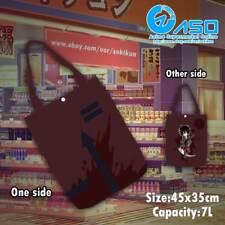 Anime Satsuriku no Tenshi Zack Canvas Shoulder Shopping Bag Art Handbag Book bag