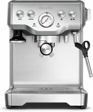 Breville BES840XL the Infuser Espresso Machine - Silver - NEW