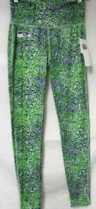 Seattle Seahawks Womens Size Small to X-Large Gradient Print Leggings S1 107
