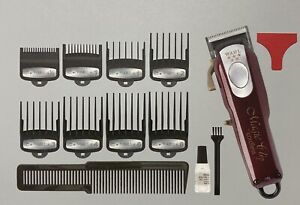 Wahl 5 Star Magic Clip Cord/Cordless Professional Barber Hair Clipper 8148-312