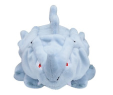Pokemon Center Original Limited Plush Doll Pokemon fit Rhyhorn JAPAN IMPORT