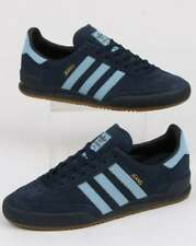 adidas Jeans Trainers in Navy Blue & Sky - Originals, suede, shoes Mk2