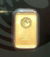 5g Gold Bullion Bar - Perth Mint - Certified Australia 99.99% Fine