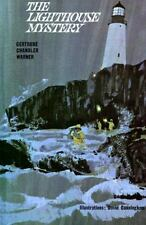 The lighthouse mystery-ExLibrary