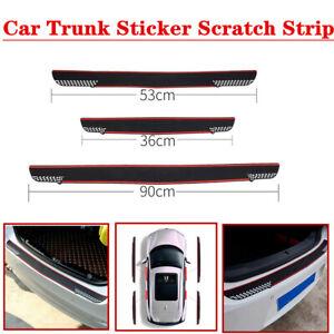 Universal Car Door Pedal Threshold Protection Guards Scratch Strip 5PCS/Set