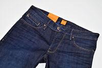 Hugo Boss - W32 L30 - Orange 24 Barcelona Moonlight - Regular Fit Jeans  32/30