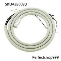 Dental Silicone Cable Tubing tube Hose for Fiber Optic Handpiece 6 Hole