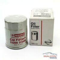 ENGINE OIL FILTER FOR NISSAN NAVARA D40 PATHFINDER R51  PETROL VQ40 1520831UOB