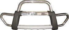 Bullbar anteriore MITSUBISHI L200 05-10 per tutta la larghezza di alta qualità