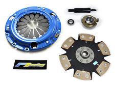 FX RACING STAGE 4 CLUTCH KIT 92-95 MAZDA MX3 1.8L V6 90-91 PROTEGE 4WD 1.8L 4CYL