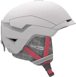 Salomon Quest Access Womens Helmet Ski Snowboard Snow S 53-56cm White NEW RP£130