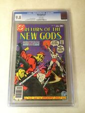 New Gods #15 CGC 9.8 NM/MT TOP GRADED 1 OF 1 ONLY 9.8 1977 APOCALYPSE  DARKSEID