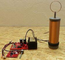 Klasse-E Audio Solid-State Teslaspule, Class-E SSTC Bausatz