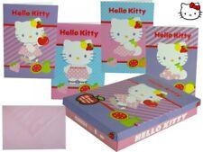 ♥♥HELLO KITTY KARTE  / GEBURSTSTAGSKARTE ♥12 STÜCK♥NEU♥