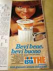PUBBLICITA' ADVERTISING WERBUNG 1977 ESTATHE' FERRERO (E1399)