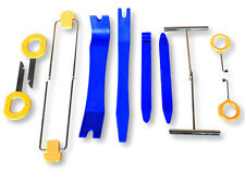 12pc Trim Removal Tool Kit Set Door Interior Upholstery Pry Removal Dashboard