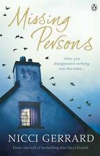 Missing Persons by Nicci Gerrard (Paperback)