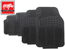 CITROEN C5 ESTATE 04-08 UNIVERSAL HEAVY DUTY RUBBER CAR FLOOR MATS