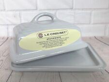 Le Creuset Stoneware Butter Dish White