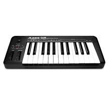 Alesis Q25 25-Key USB/MIDI Keyboard Controller Avec Ableton Live Inc Garantie