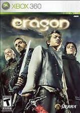 Eragon (Microsoft Xbox 360, 2006) VERY GOOD
