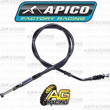 Apico Black Clutch Cable For Yamaha WR 450F 2003-2006 03-06 Motocross MX Enduro