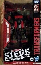 Transformers Siege War for Cybertron Trilogy- Bluestreak-Special Edition-New