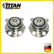 2x Buje Trasero .wheel Rodamientos para Honda Accord VII MK7 2.0 2.2 2.4