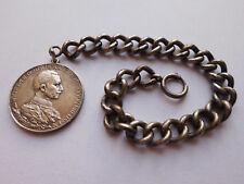 Münzschmuck In 3 Mark Silbermünzen Aus Dem Deutschen Kaiserreich