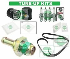 TUNE UP KITS 01-07 TOYOTA HIGHLANDER 2.4L SPARK PLUG BELT AIR CABIN & OIL FILTER