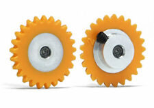 Corona 25d. plastico (1) para motor anglewinder Slot.it Ref.GA1525PL