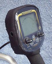 TEKNETICS G2/OMEGA 8000/FISHER GOLDBUG-BLACK CORDURA BOX COVER -METAL DETECTOR