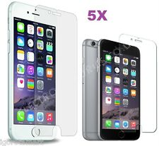 "100% Clear Screen Protector Front Film Cover For 4.7"" iPhone 6 Apple 5.5"""