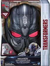 Transformers The Last Knight Megatron Voice Changer Mask