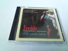 """FREDDY """"ELLA CANTABA BOLEROS"""" CD 12 TRACKS COMO NUEVO"""