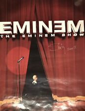 Slim Shady Eminem Originally Autographed Poster