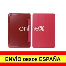 Funda Carcasa FLIP SMART COVER Para IPAD MINI 1/2/3 ROJO a3506