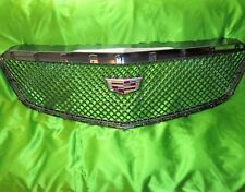 16-18 Cadillac CTS-V Grille New GM 23185922 Sku P3-11