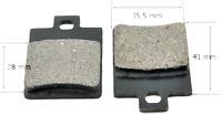Pastiglie Freno Set 2 Pezzo Quad Atv 150/200/250 Ccm Nuovo (Lagerort: m11)