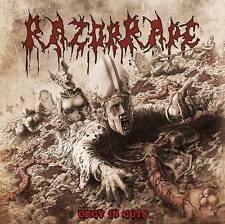 RAZOR RAPE - CD - Orgy In Guts - (Razorrape, Spasm, Jig Ai)